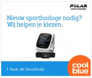 hardloophorloge coolblue.nl