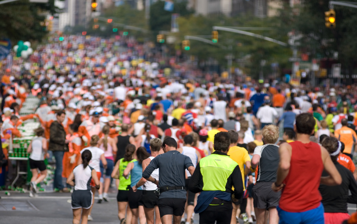 new york marathon ging niet door vanwege Corona