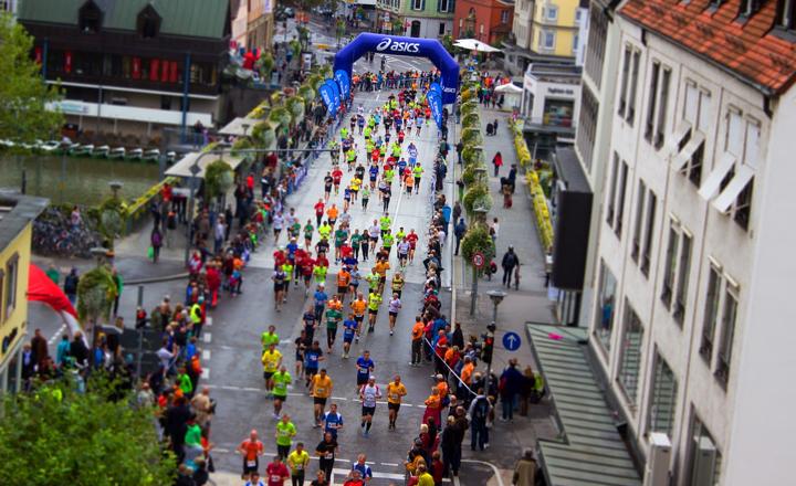 meedoen aan je eerste halve marathon