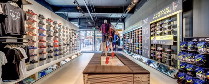 ASICS Rotterdam winkel