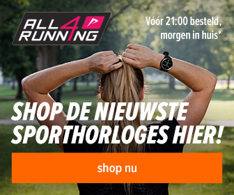 all4running sporthorloge banner