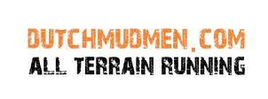 dutch mud men trailrunning winkel logo