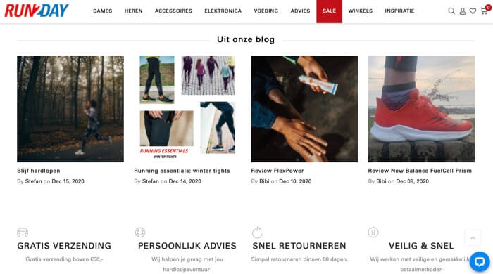 run2day website