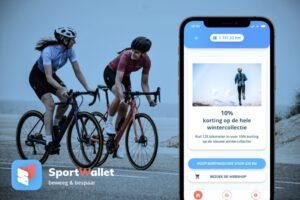 SportWallet, automatisch korting sparen met je Strava runs